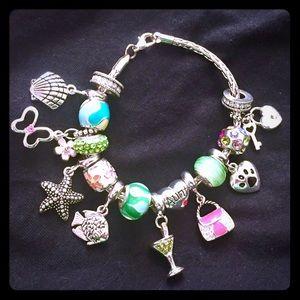 Jewelry - DaVinci Bead Charm Bracelet